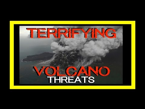 More Tsunamis and Volcano Madness GSM - The Grand Solar Minimum Channel