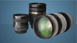 How to choose the right lenses for filmmaking