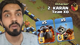 Lava+Dragon Rider Ye Kya hai? Never Seen Army In Clash Of Clans   Coc
