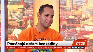Ranné noviny  na TV JOJ