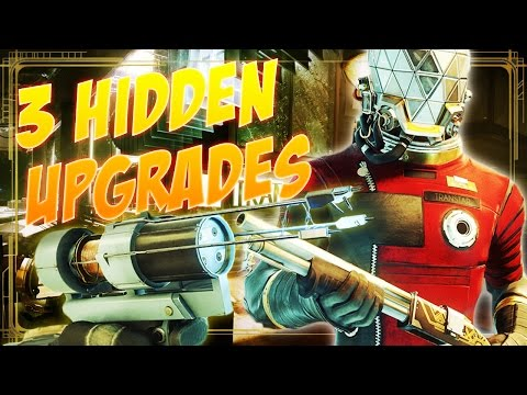 PREY - 3 HIDDEN STARTING UPGRADES LOCATION GUIDE