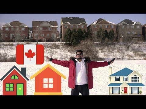 Buying A House In Canada (Condo Price | Apartment Tour)