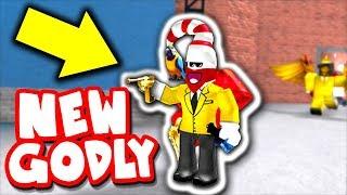 WIR GOT EIN LUGER!!! (Roblox Murder Mystery 2)