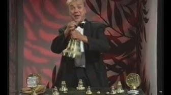 Simo Aalto, world champion in closeup 2000, Lissabon.