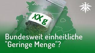 """Bundesweit einheitliche """"Geringe Menge""""?   DHV-News #167"""