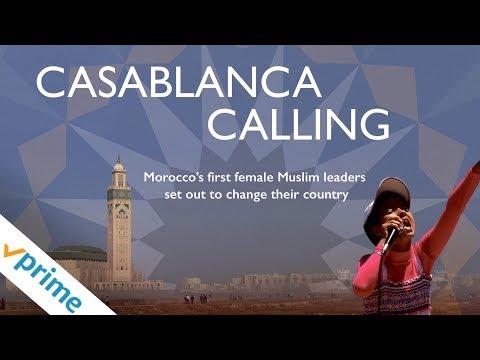 Casablanca Calling   Trailer   Available now