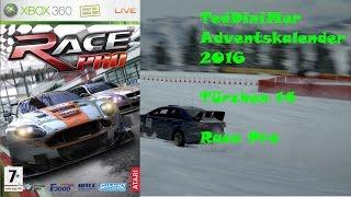 Race Pro (XBox 360) - Türchen 14 - TedDiniMer Adventskalender 2016