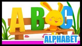 L'ALPHABET - Comptines et chansons pour apprendre l'alphabet avec Méli et Touni