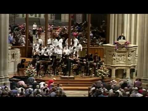 July 4, 2017: Annual Independence Day Concert at Washington National Cathedral