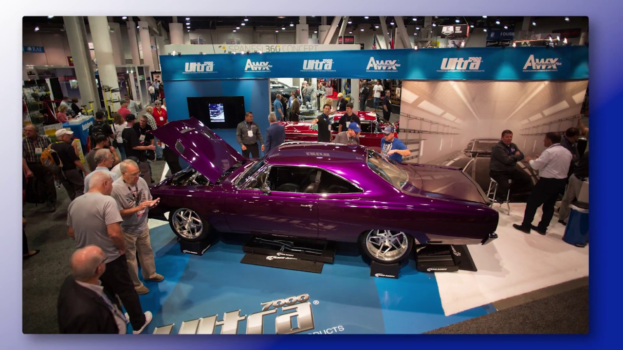 Sherwin Williams Auto Paint >> Take A Look Inside The Sherwin Williams Automotive Finishes Booth At