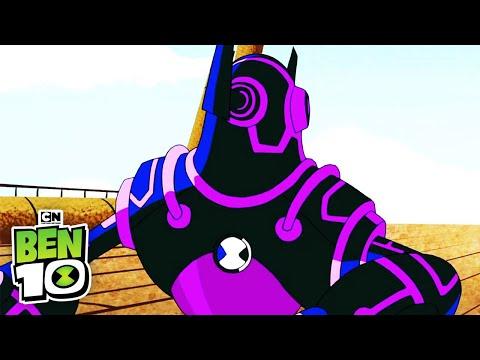 Ben 10 | Rust Bucket | Cartoon Network