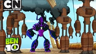 Ben 10 | Rust Bucket | Cartoon Network