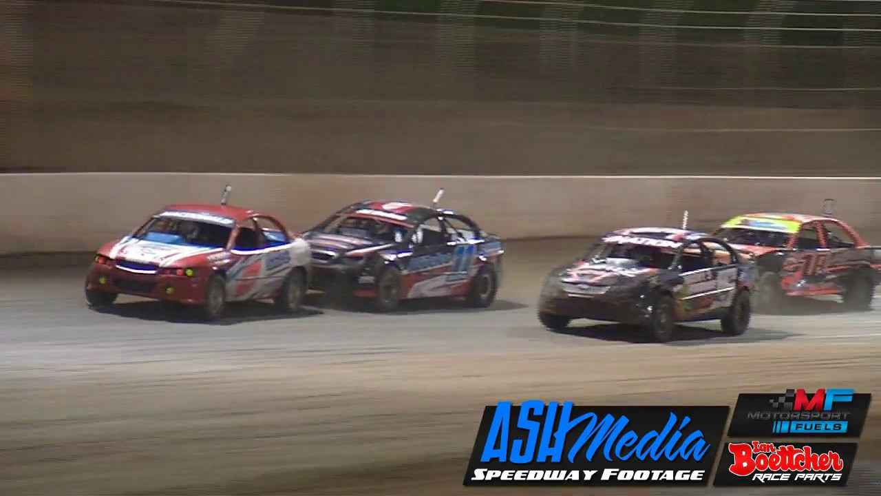 Modified Sedans National Title A Main Highlights Murray