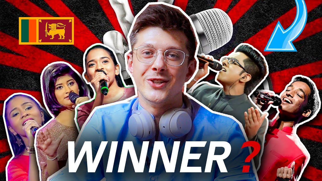Top 5 Voice Teens Sri Lanka | Winner Prediction
