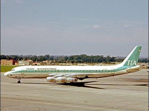 Five Amazing Facts About The Douglas DC-8