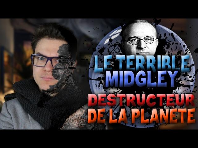 BULLE : La Vie d'un Destructeur de Planète - Le Terrible Midgley