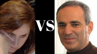 Judit Polgar defeats Garry Kasparov in the Spanish Game - Berlin defence (Chessworld.net)