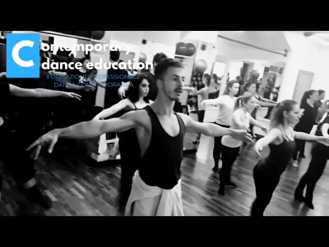 CONTEMPORARY DANCE EDUCATION 2018