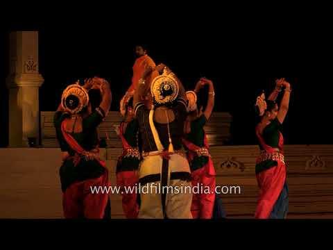 Odissi By Kavita Mohanty And Group: Khajuraho Dance Festival - Part 3