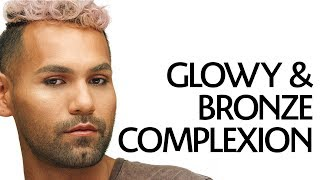 Get Ready With Me: Glowy & Bronze Complexion | Sephora