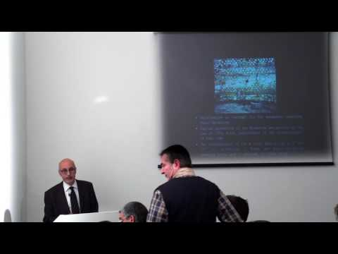 GABAM Lectures #2: Platon Petridis - Reconstructing the early Byzantine past