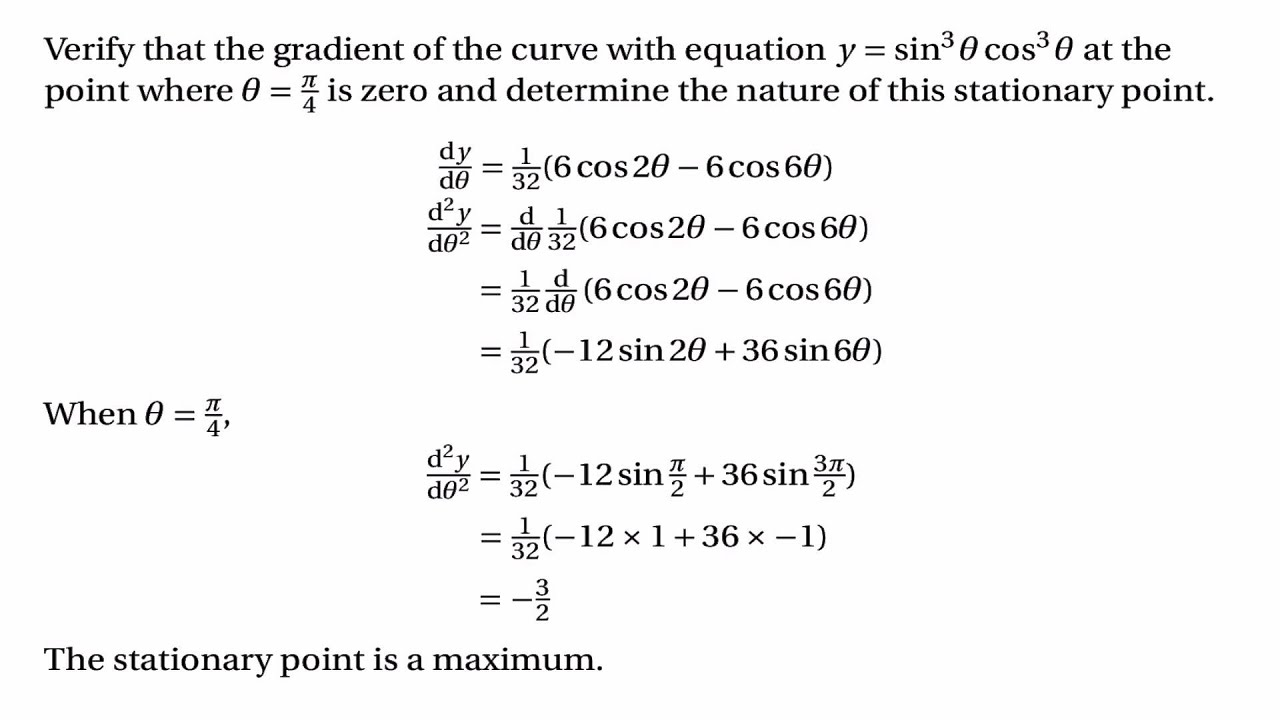 Further Complex Numbers Examples Youtube