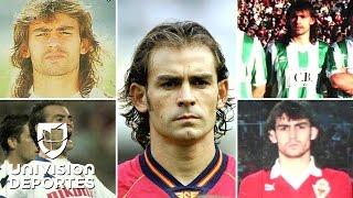 Así era 'Paco' Jémez como jugador: el zaguero indiscutible de la selección de España