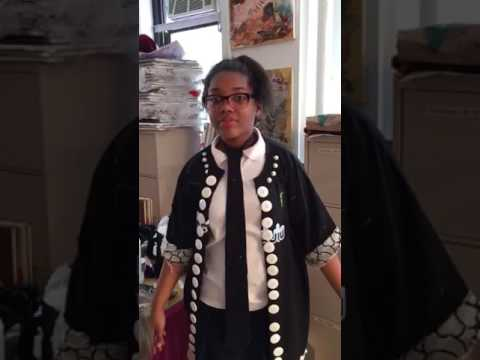 PS 197 5th Grader Created the Perfect Costume for Dr. Despina in Cosi TV!