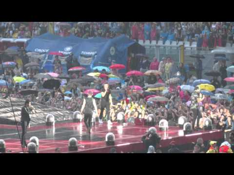 One Direction Live Olimpico Torino 6/7/14 ROCK ME  WWA Tour - Italy