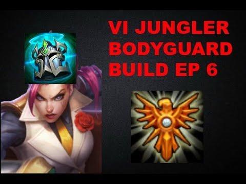 how to build vi jungle