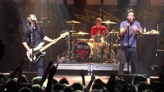 Simple Plan - Astronaut (Live in Melbourne)