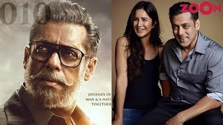 Salman Khan rocks salt-and-pepper look in the new poster of Bharat | Bollywood News