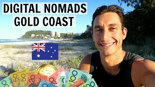 CALLING ALL DIGITAL NOMADS TO THE GOLD COAST, AUSTRALIA!