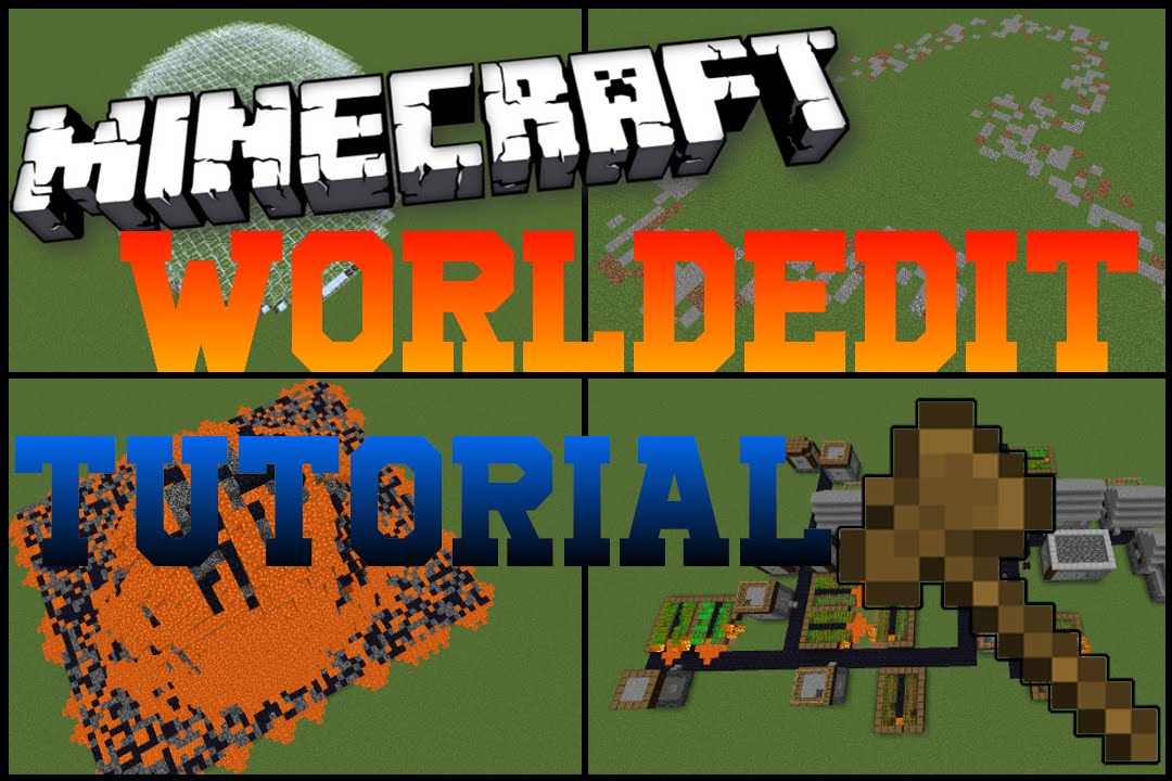 how to make a sphere in minecraft with worldedit