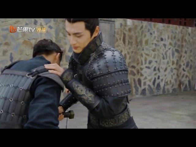 《众王驾到》花絮:皇上,你喊试拍的声音怎么有点虚虚的  【芒果TV独播剧场】