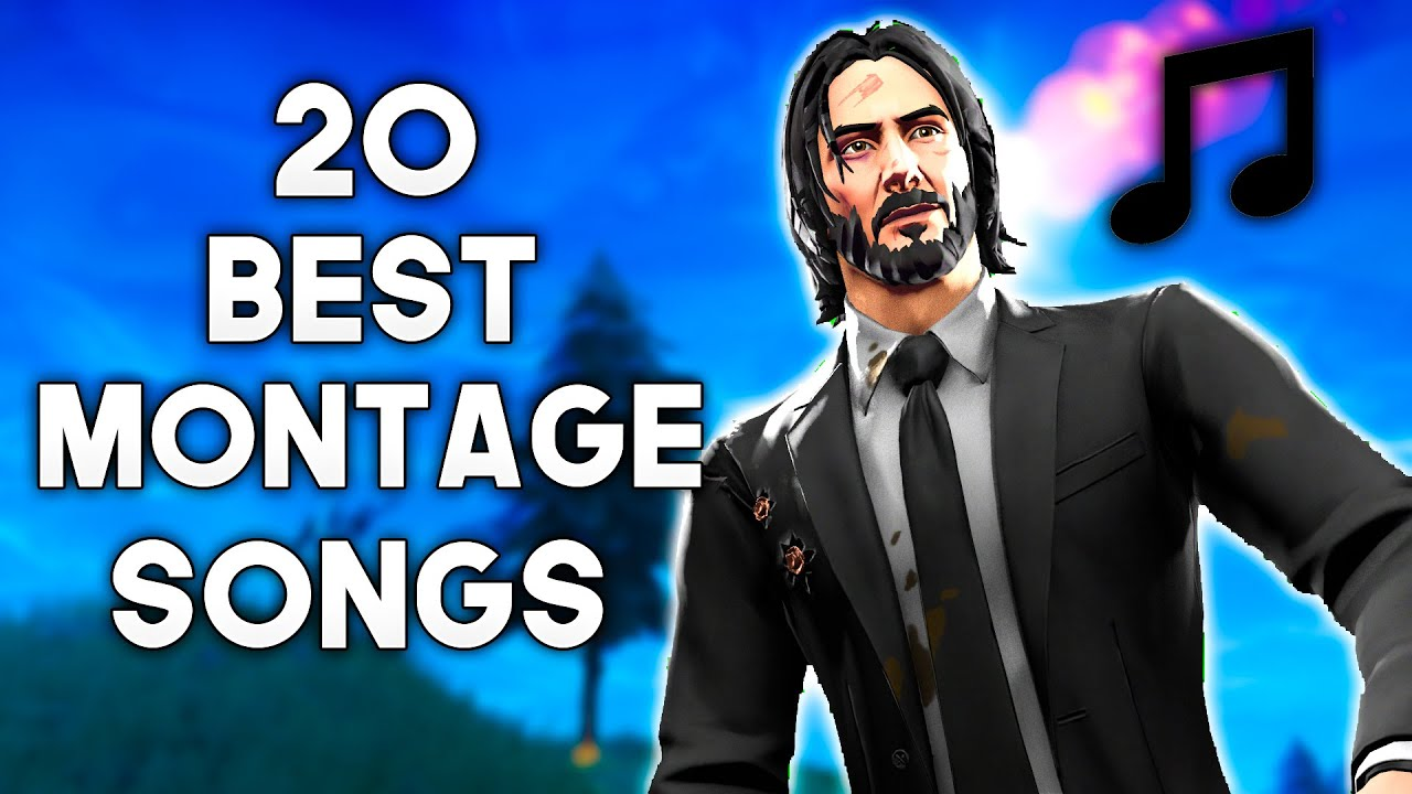 20 BEST NON-COPYRIGHT Songs For Fortnite Montages