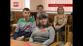 Александр Коровников посетил сессию  профсоюзной школы молодежного актива в Старой Руссе
