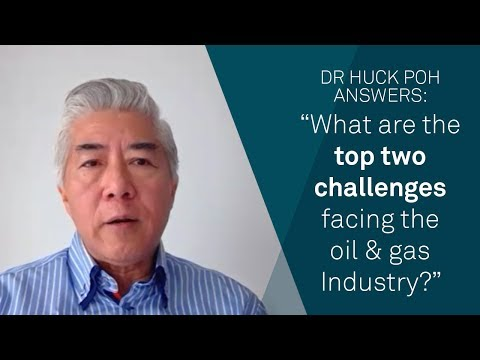 Oil & Gas Digital Transformation Q&A: Dr Huck Poh