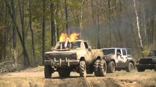 Loud 4x4 Mud Trucks - Gopher Dunes Mudfest Spring 2012