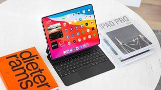 M1 iPad Pro 2021 - Alles wat ons weet!