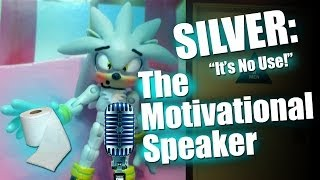 Silver The Hedgehog -  Motivational Speaker - Aim Low Parody