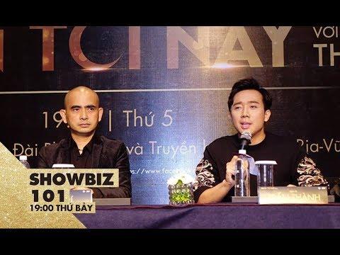 """MC Trấn Thành làm chủ xị show """"Chuyện tối nay với Thành""""   Showbiz 101   VIEW TV-VTC8"""