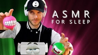 ASMR GET INTO SLEEP MODE (35 Minutes)