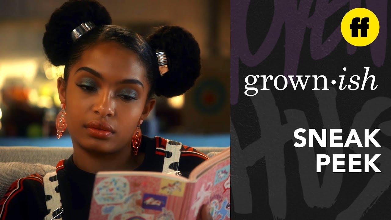 Download grown-ish Season 2, Episode 16   Sneak Peek: Zoey Reads Her Old Diary   Freeform