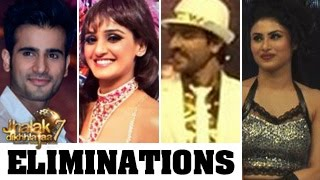 SHOCKING ELIMINATIONS Jhalak Dikhhla Jaa 7 13th September 2014 FULL EPISODE | Semi- Final