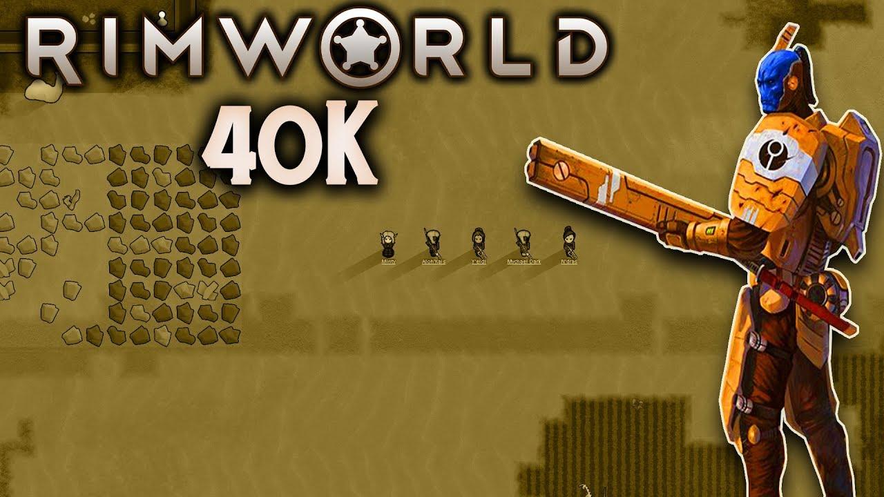 Tau Recruitment At Its Finest! | RimWorld 40k Season 4 - Tau Empire