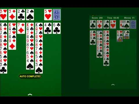 Solitaire Klondike Best Freecell Solitaire Card Game In