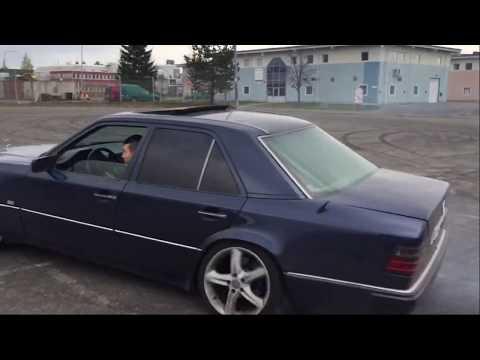 Mercedes-Benz E500 W124 Волчок