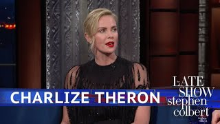 Charlize Theron: It's Not 'Brave' To Gain Weight For A Role