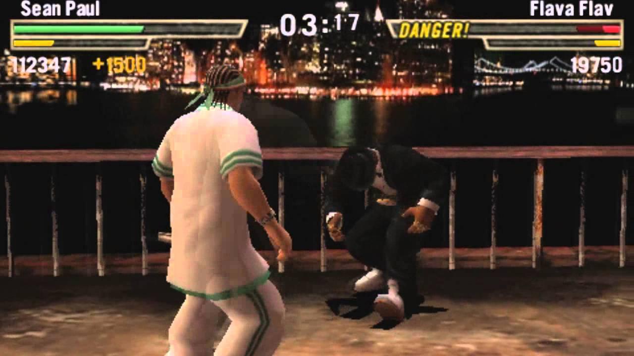 [TOP 10] Game Fighting Dengan Grafis HD Terbaik PSP 9